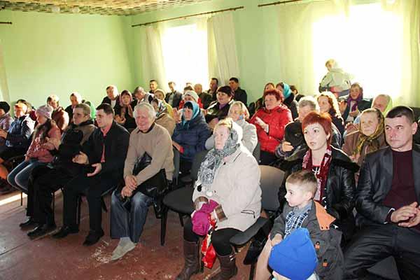 Концерт у Малій-Козарі