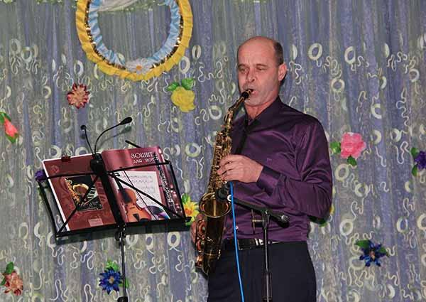 Станіслав Твардовський на концерті у Мирополі