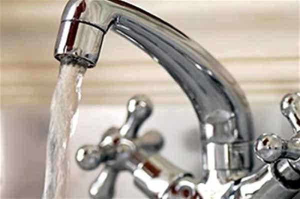 тиск води у Романові