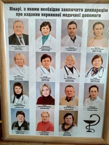 Сімейні лікарі Романів